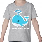 Mockup Toddler Animals – Whale – Your Beach Name