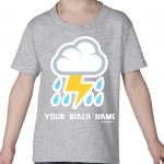 Mockup Toddler Other – Thunder Cloud and Rain – Your Beach Name
