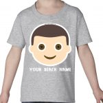 Mockup Toddler People – Boy 1 – Your Beach Name