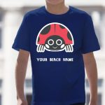 Mockup Youth Animals – Lady Bug – Your Beach Name