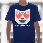 Mockup Youth Pets – Cat with Heart Eyes – Your Beach Name