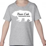 Youth Toddler Bear Cub – Your Beach Name