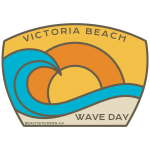 Sticker – Wave Day